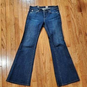 Ag Adriano Goldschmied Flare Jeans